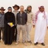 The Palaeodeserts Project highlights from the 2013 season