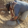 Survey and excavation of Acheulean sites in Dawadmi completed