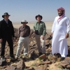 Leakey Board members visit Saudi Arabia