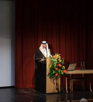 HRH Prince Sultan's address at Green Arabia
