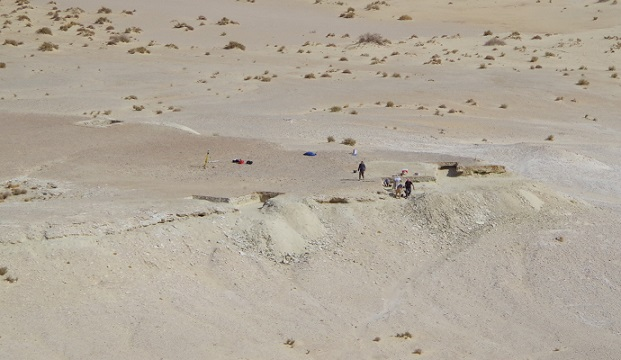 Excavations underway at Ti's al Ghadah