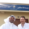Collaboration with Palaeontology Unit, Saudi Geological Survey