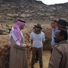 HRH Prince Sultan visits our field project in Dawadmi