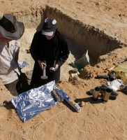 Excavation in the Empty Quarter