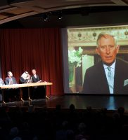 HRH Prince Charles addresses the Green Arabia conference