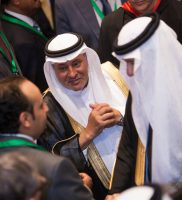Prof. Ali Ghabban at Green Arabia conference